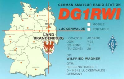 Primary Image for DG1RWI
