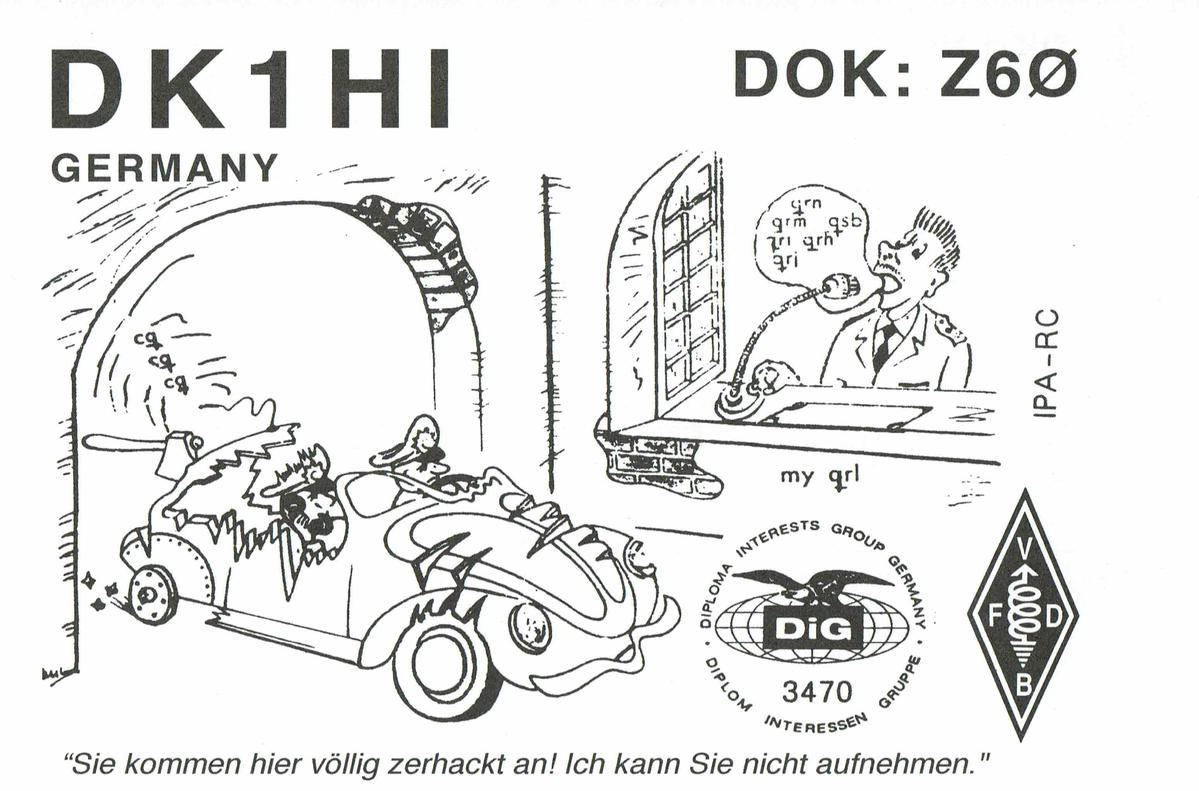 Primary Image for DK1HI