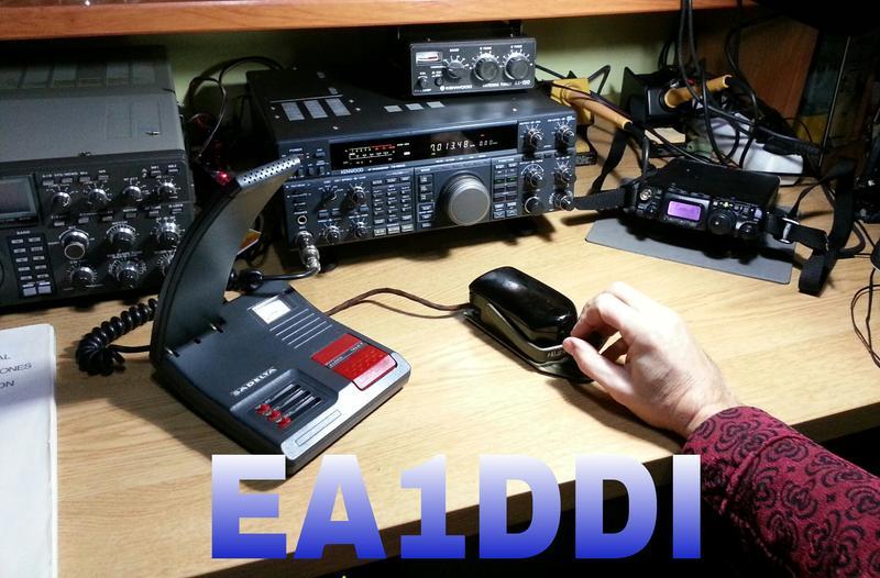 Primary Image for EA1DDI