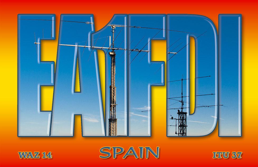 Primary Image for EA1FDI