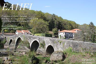 Primary Image for EA1IFI