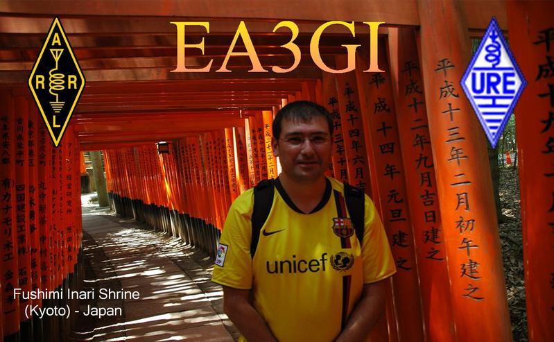 Primary Image for EA3GI