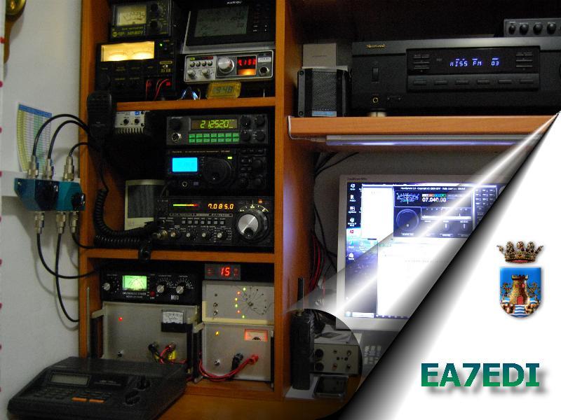 Primary Image for EA7EDI