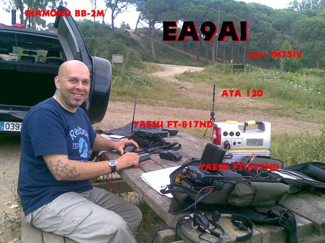 Primary Image for EA9AI