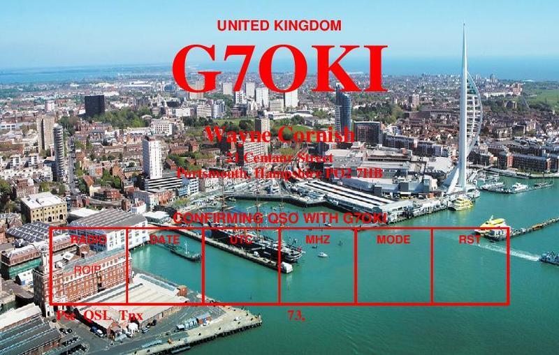 Primary Image for G7OKI
