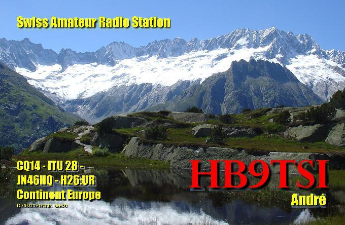 Primary Image for HB9TSI
