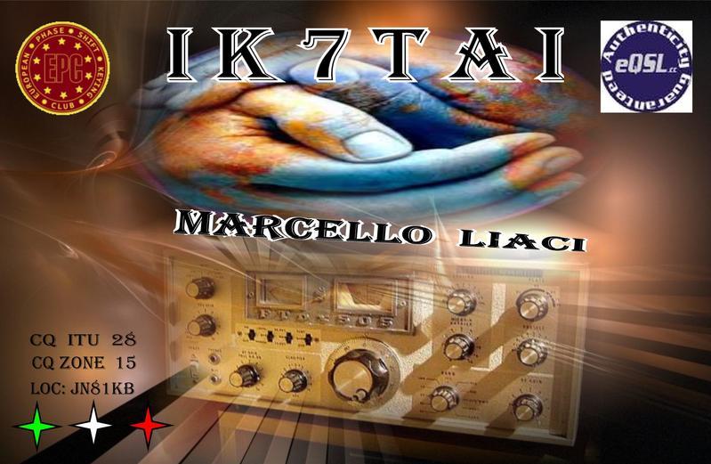 Primary Image for IK7TAI