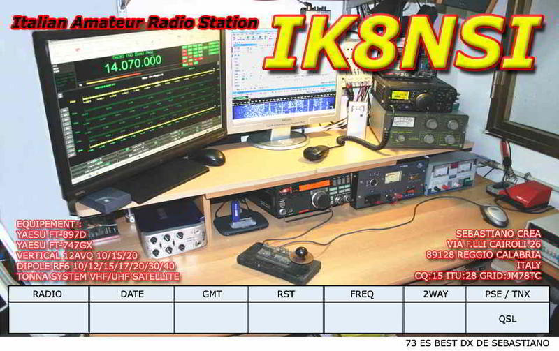 Primary Image for IK8NSI