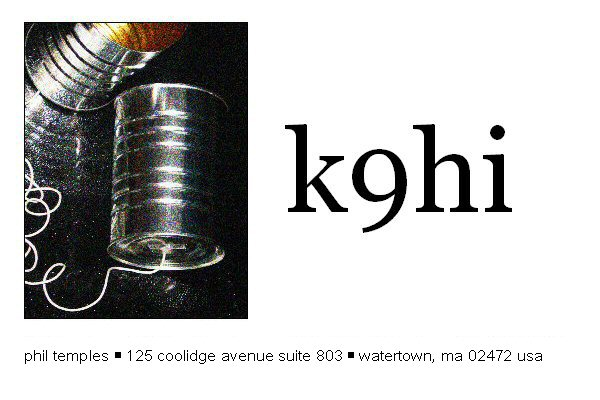 Primary Image for K9HI