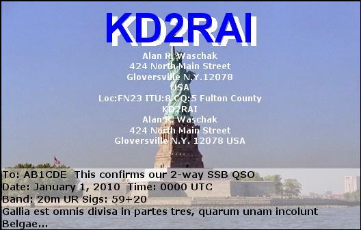 Primary Image for KD2RAI