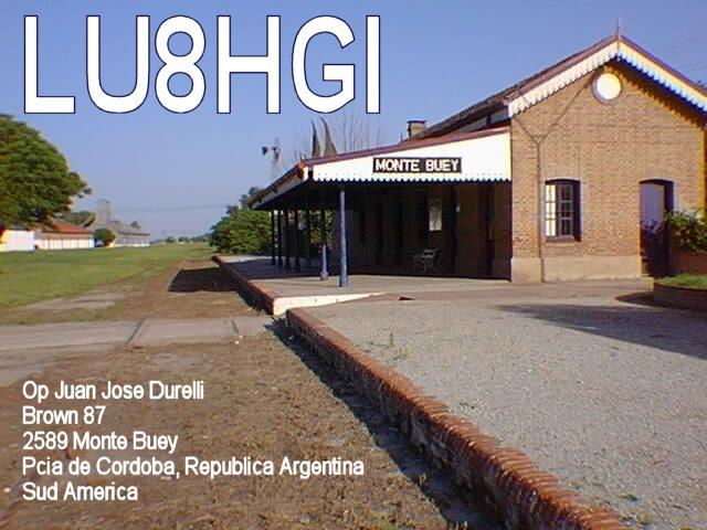 Primary Image for LU8HGI