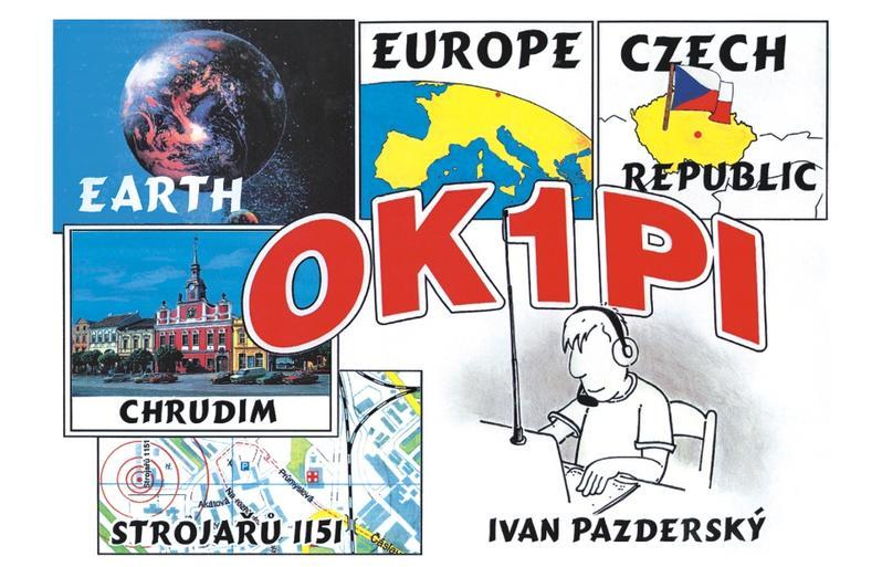 Primary Image for OK1PI