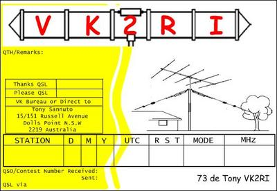 Primary Image for VK2RI