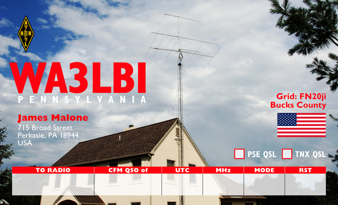 Primary Image for WA3LBI