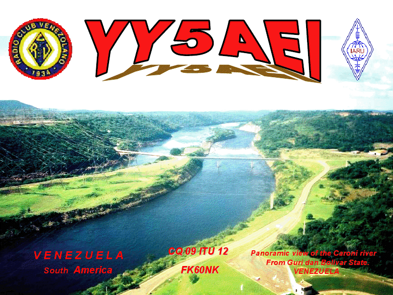 Primary Image for YY5AEI