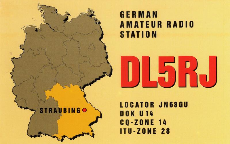 Primary Image for DL5RJ