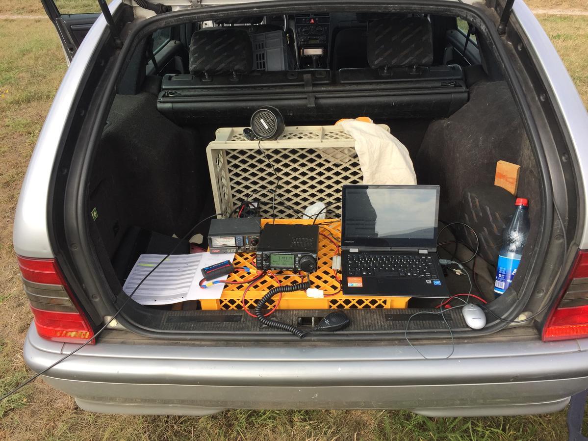 Setup for activation
