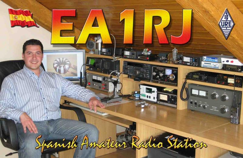 Primary Image for EA1RJ