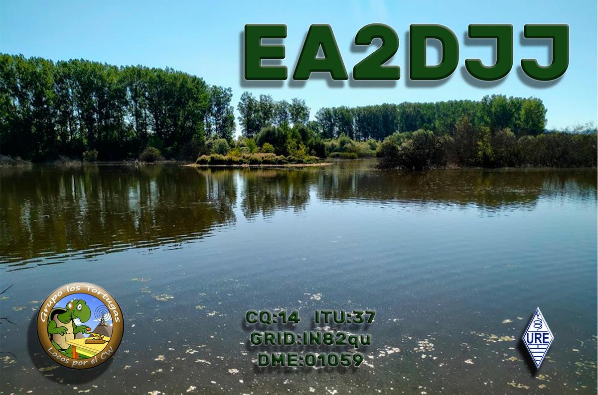 Primary Image for EA2DJJ