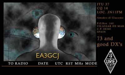 Primary Image for EA3GCJ