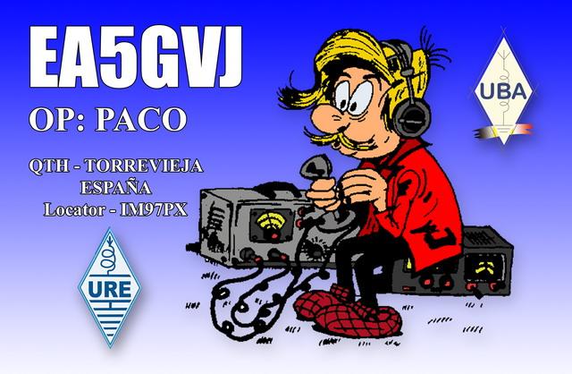 Primary Image for EA5GVJ