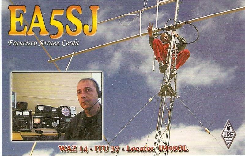 Primary Image for EA5SJ