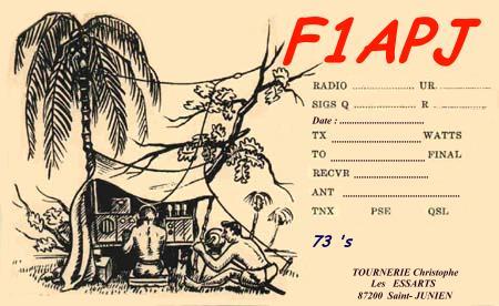 Primary Image for F1APJ