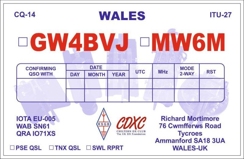 Primary Image for GW4BVJ