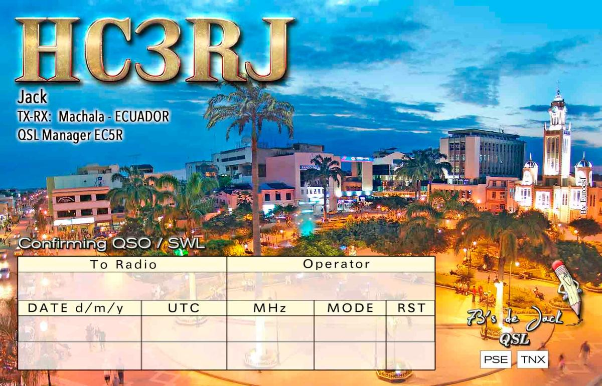 Primary Image for HC3RJ