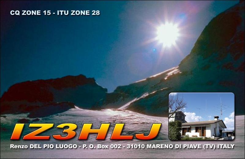 Primary Image for IZ3HLJ