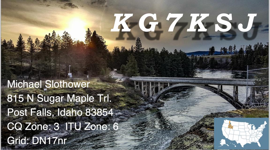 Primary Image for KG7KSJ