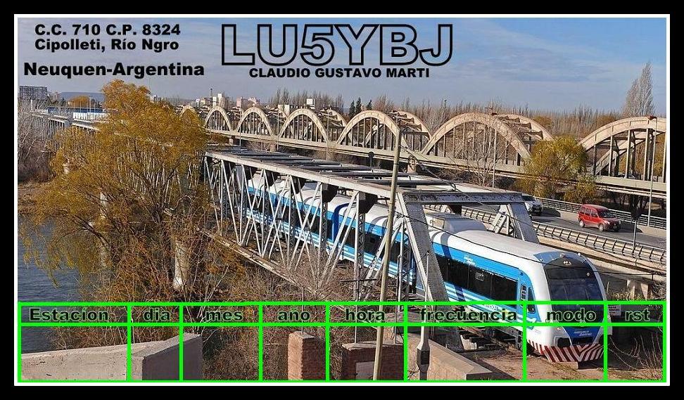 Primary Image for LU5YBJ