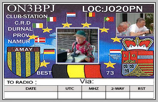 Primary Image for ON3BPJ
