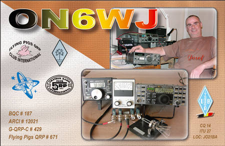 Primary Image for ON6WJ