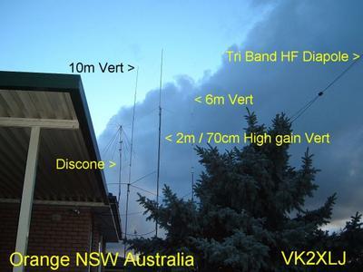 Primary Image for VK2XLJ
