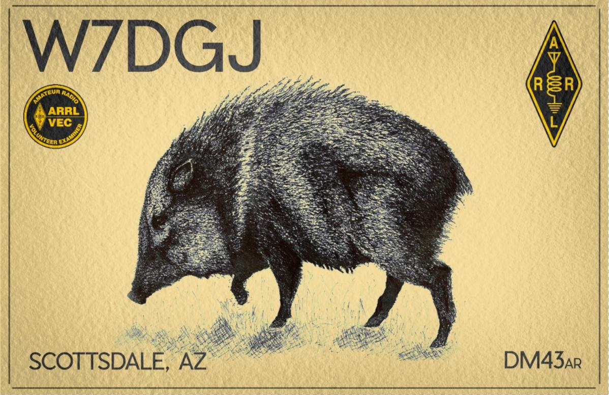 Primary Image for W7DGJ