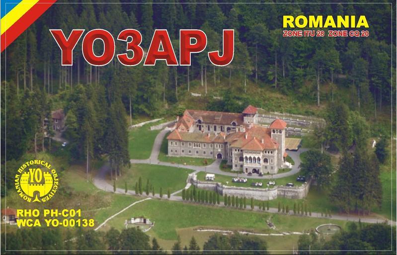 Primary Image for YO3APJ