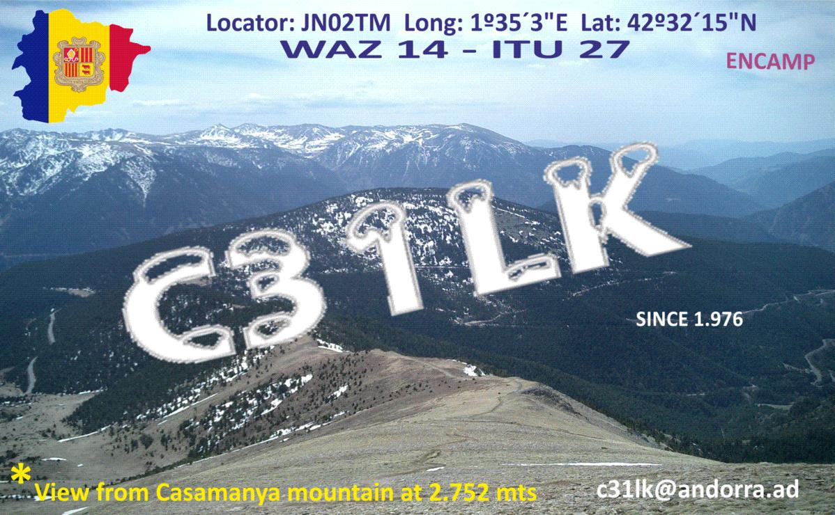 Primary Image for C31LK