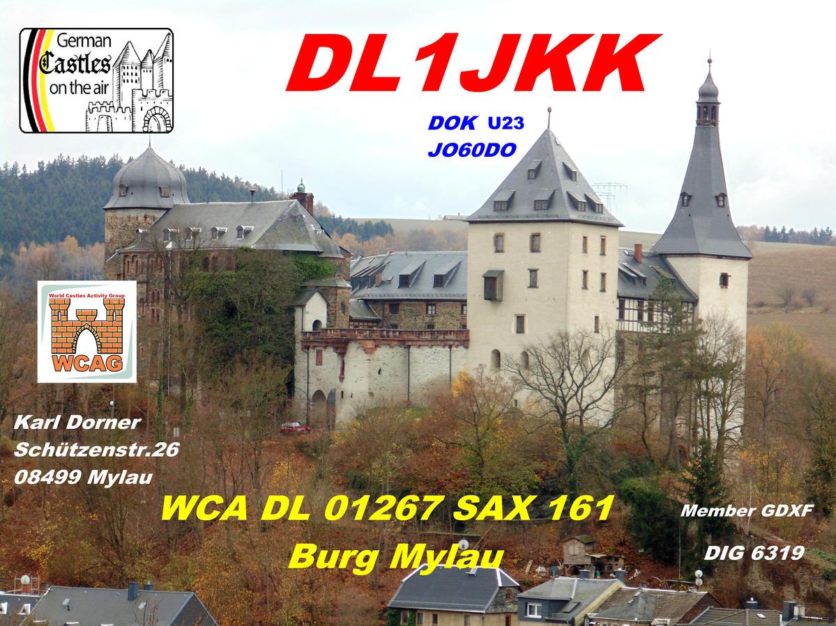 Primary Image for DL1JKK