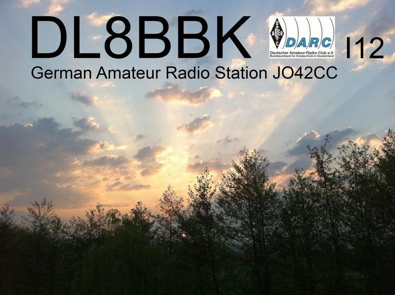 Primary Image for DL8BBK