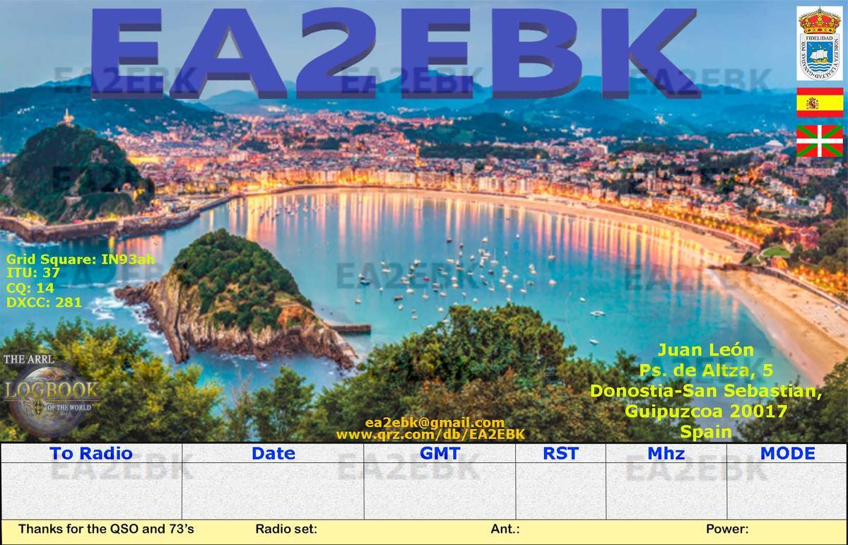 Primary Image for EA2EBK