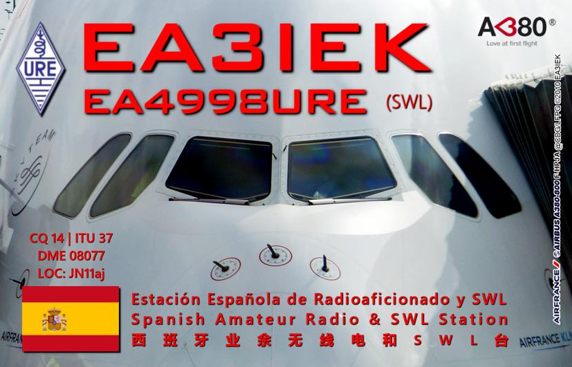 Primary Image for EA3IEK