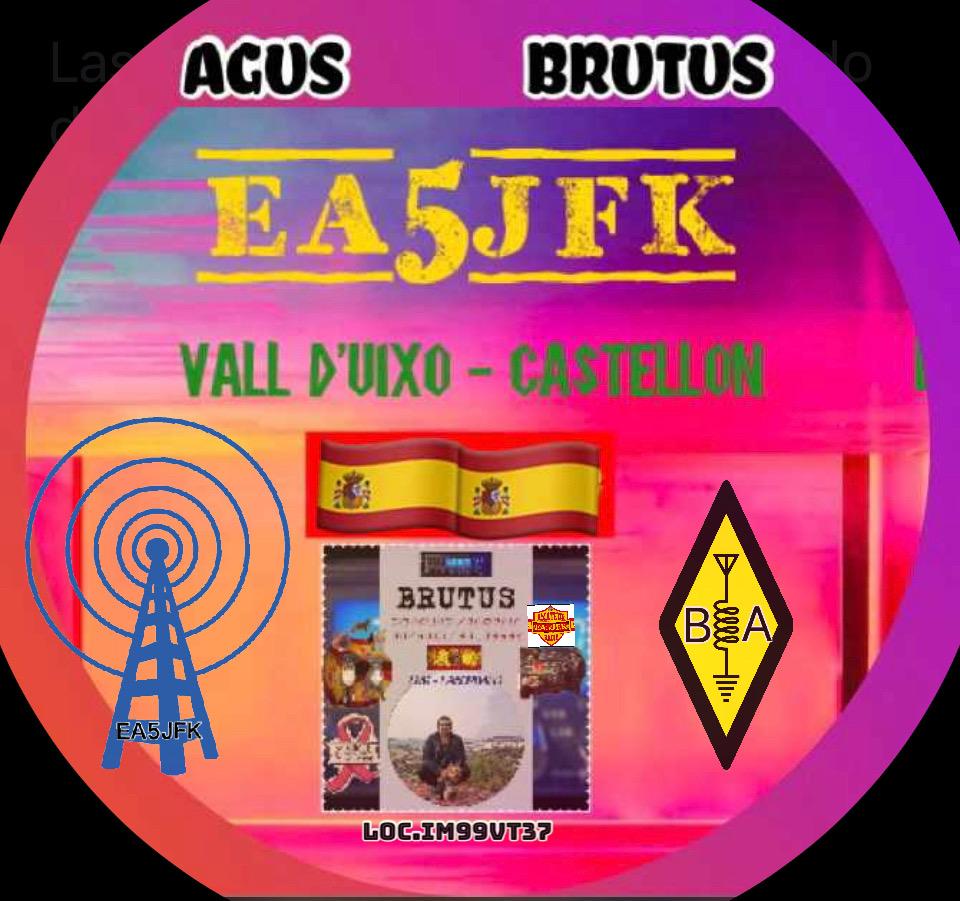 Primary Image for EA5JFK