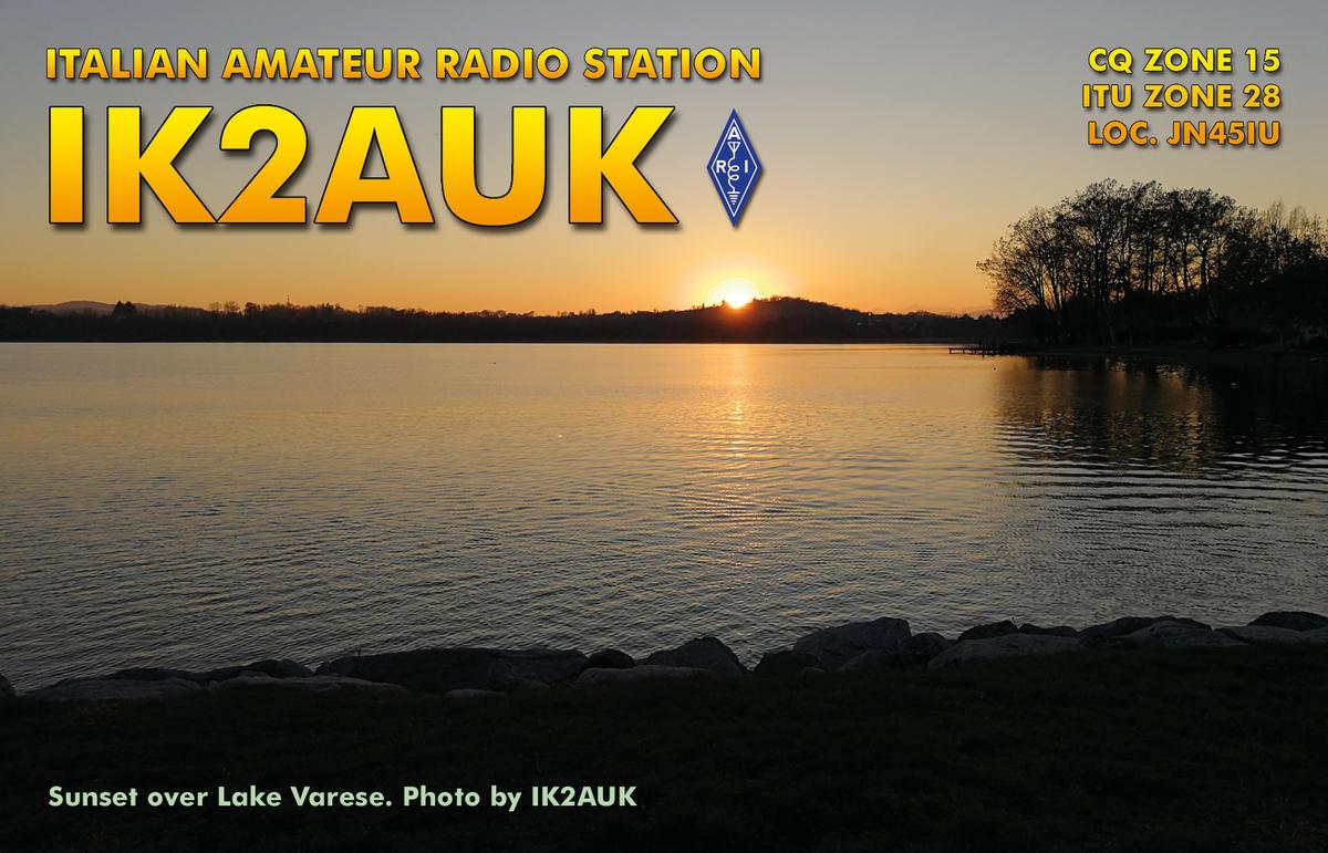 Primary Image for IK2AUK