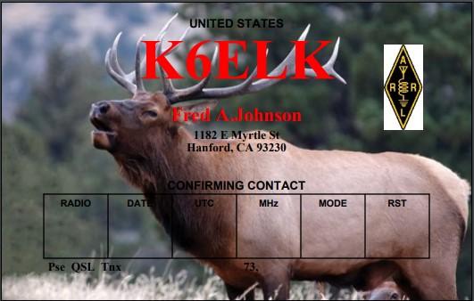 Primary Image for K6ELK