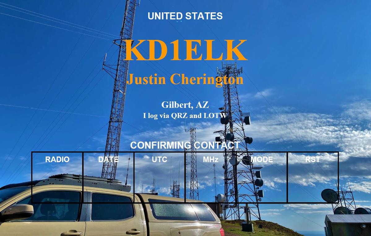 Primary Image for KD1ELK