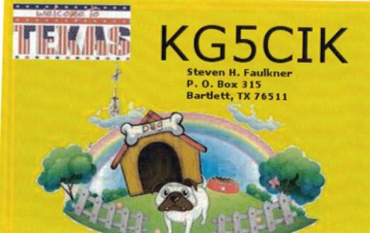 Primary Image for KG5CIK