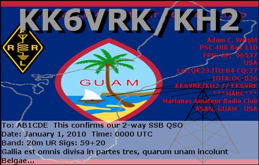 Primary Image for KK6VRK