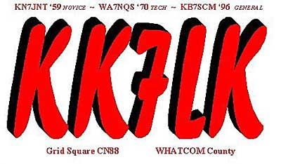 Primary Image for KK7LK