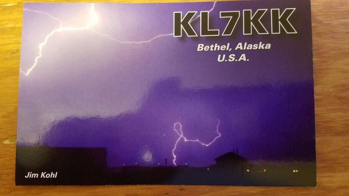 Primary Image for KL7KK
